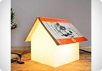 Bookrest lamp - Lampada di lettura