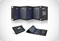 Caricatore Solare Pieghevole USB copia