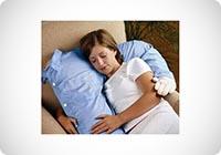 Cuscino fidanzato a forma di braccio