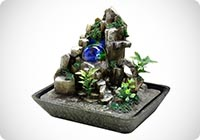Fontana Zen Feng Shui copia
