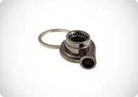 Keychain turbocompressore