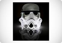 Lampada 3D dello Stormtrooper