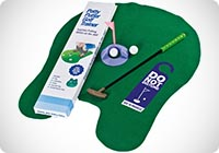 Longridge - Potty Putter Set golf da toilette