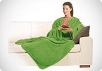 MACOM 900G Morby Enjoy & Relax Coperta con le Maniche
