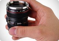 Mini fotocamera obiettivo Coppa 24-105mm