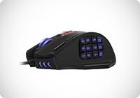 Mouse PC per giochi MMO UtechSmart
