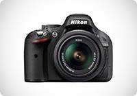 Nikon D5200 Fotocamera Digitale SLR