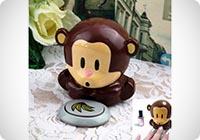 Scimmietta Asciugasmalto copia