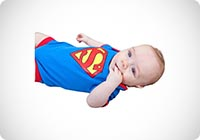 Super Baby - Body