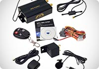 Veicolo Auto Localizzatore GPS tracker TK103B