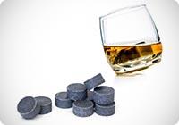 pietra ollare whisky per bevande