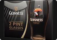 Guinness Tucano 2 Confezioni Bicchieri